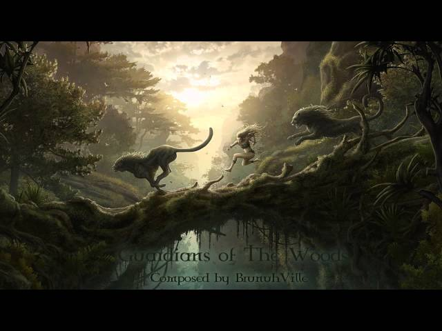 Celtic Music - Guardians Of The Woods