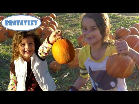 Pumpkin Patch (WK 146.5) | Bratayley