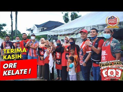Kongsi Rezeki Juadah Berbuka di Kelantan!
