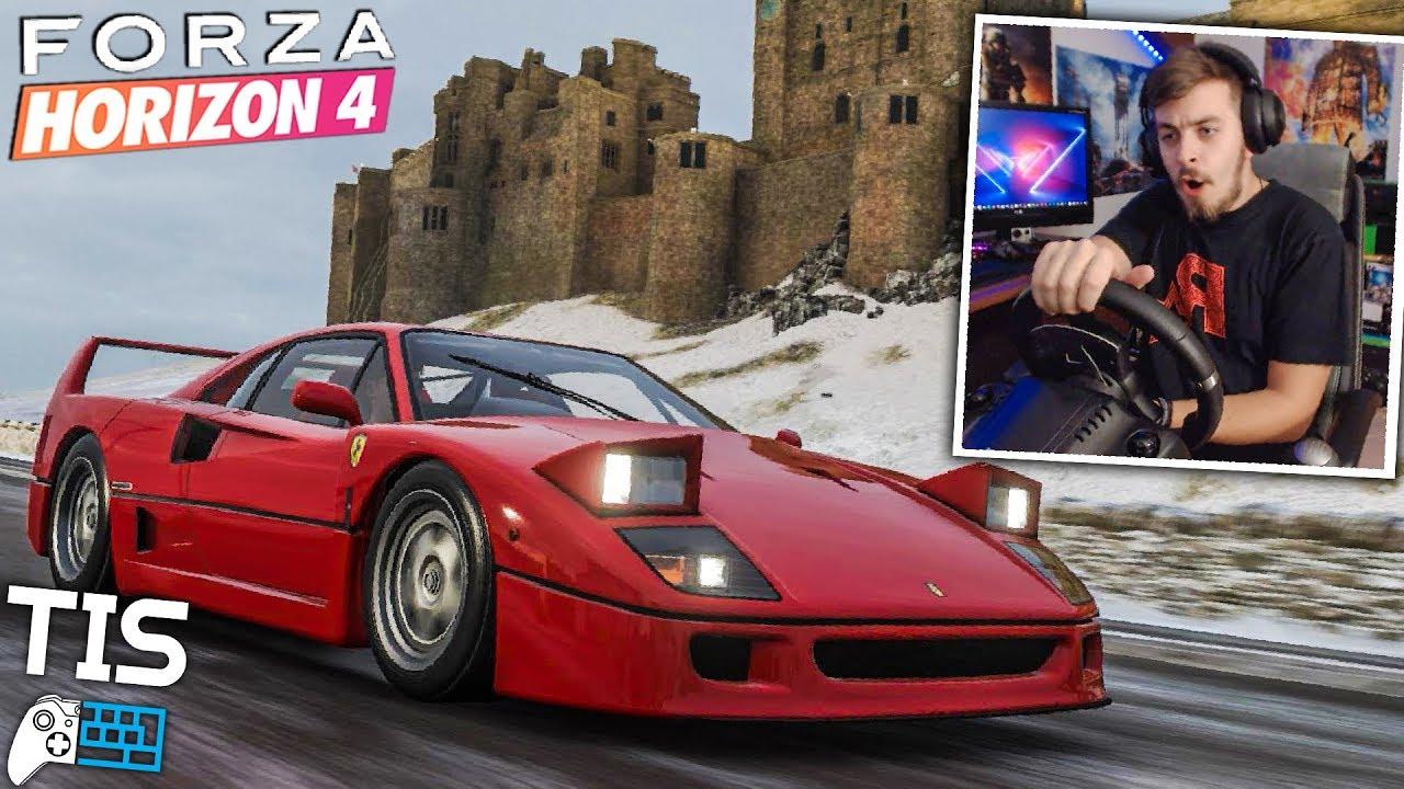 Ο ΒΑΣΙΛΙΑΣ ΤΩΝ SUPERCARS! - Forza Horizon 4 |#13| TechItSerious