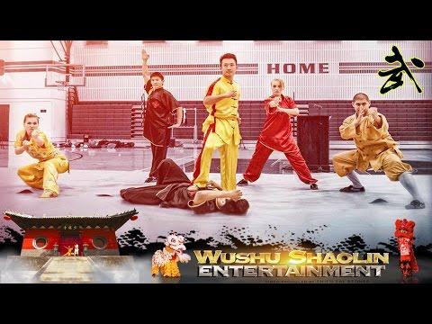 Wushu Warriors Live - Brentwood School 2015
