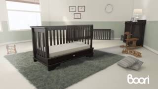 Boori Grande Eton Convertible Cot Baby Mode Australia