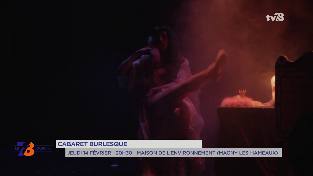 Coup de coeur culture : De l'effeuillage pour la St-Valentin à Magny-les-Hameaux