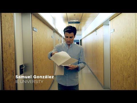 Bachelor in Information Systems Management - Student Samuel Gonzalez