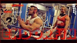 Katka Kyptová & Pavel Beran - ENDORFIN bodybuilding motivation