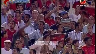 أهداف فوز الأهلي 3 مقابل 0 الترجي التونسي لتريكة وفلافيو و حسني دوري الأبطال 20 يوليو 2007