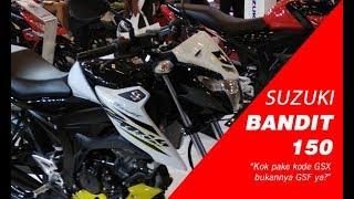 Video World Premiere Suzuki Bandit 150 download MP3, 3GP, MP4, WEBM, AVI, FLV September 2018