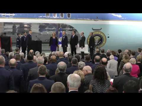 Fourth Building Grand Opening Ceremony at the National Museum of the U.S. Air Force