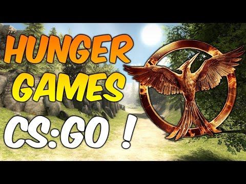 HUNGER GAMES NO CS:GO !
