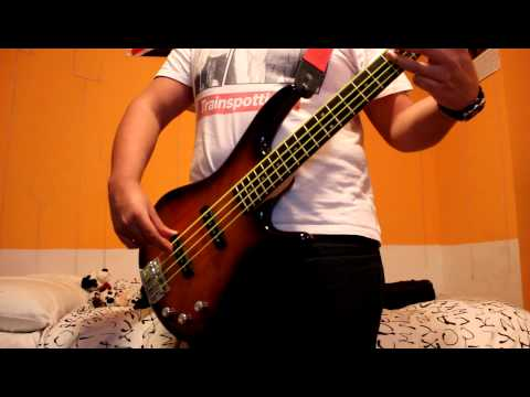 U2 - Elevation // Bass Cover