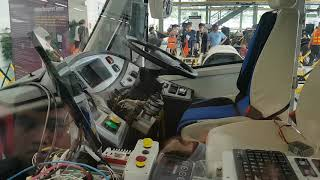 (SG❤Bus) ST Engineering Autonomous Bus Showcase