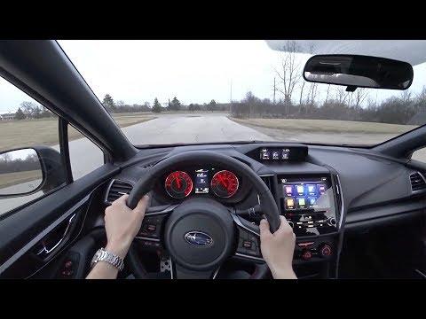 2017 Subaru Impreza 2.0i Sport Manual Sedan - POV Test Drive (Binaural Audio)