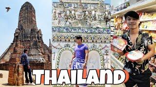 TEMPLE RUN SA THAILAND | BANGKOK | PATTAYA | AYUTTHAYA