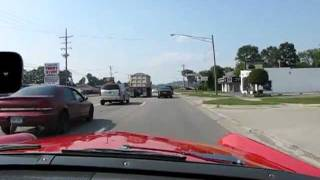 1956 Ford Test drive, 3 of 3 http://www.autoappraise.com, 810-694-2008