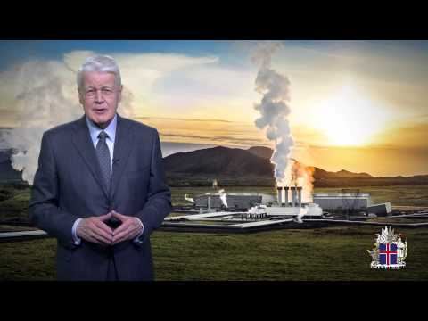 His Excellency Olafur Ragnar Grimsson, President of Iceland