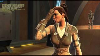SWTOR Part 5 [Jedi Consular] - Collapsing Cave