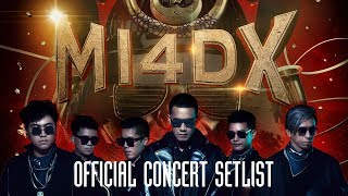 MILD - MI4DX Concert Setlist | (OFFICIAL LONGPLAY)