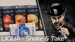 LIQUA Shake & Take - Ответ Акцизам!