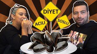 İstanbul'un En Lezzetli Soslu Midyecileri!