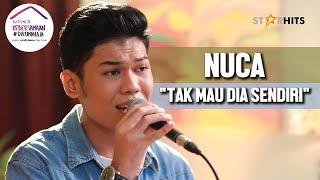 Download lagu NUCA - TAK MAU (DIA) SENDIRI (LIVE KONSER KEBERSAMAAN #DIRUMAHAJA)
