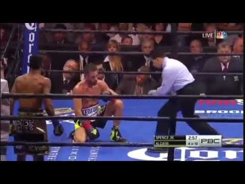 Download Errol Spence Jr. vs Chris Algieri - HIGHLIGHTS