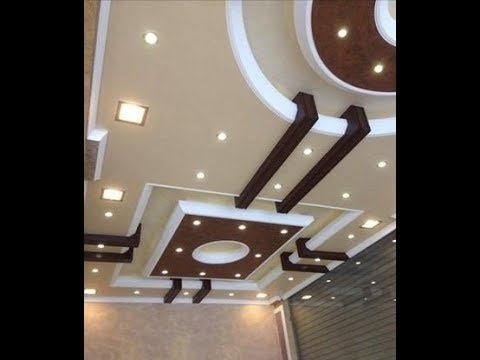 Simple False Ceiling Designs For Hall Youtube