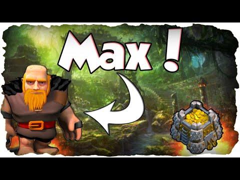 Neue Riesen Level 6 & 12 Mio. Loot! | CLASH OF CLANS | Mauern to Max 39/250! (Deutsch / German)