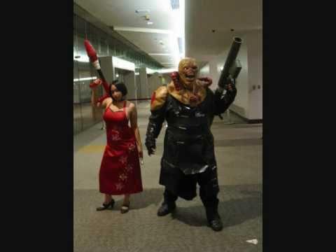 resident evil otakon 2010 nemesis cosplay pics youtube
