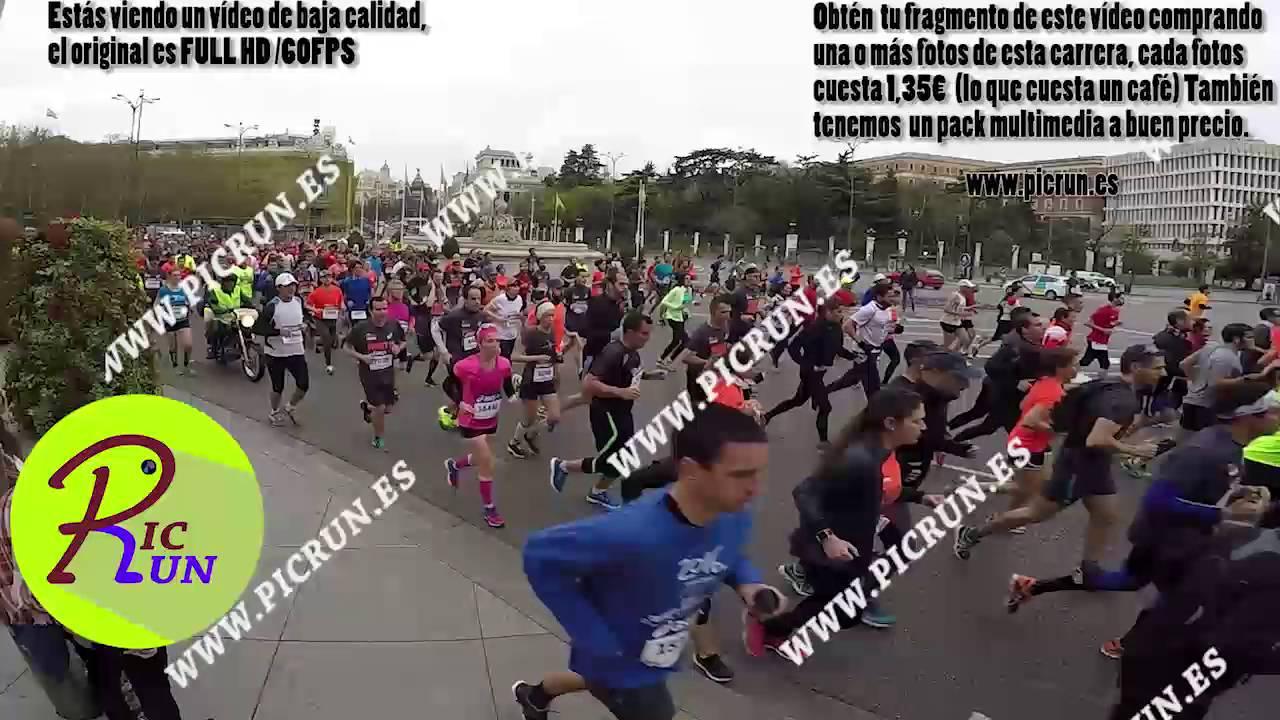 media maraton asics 2016 madrid