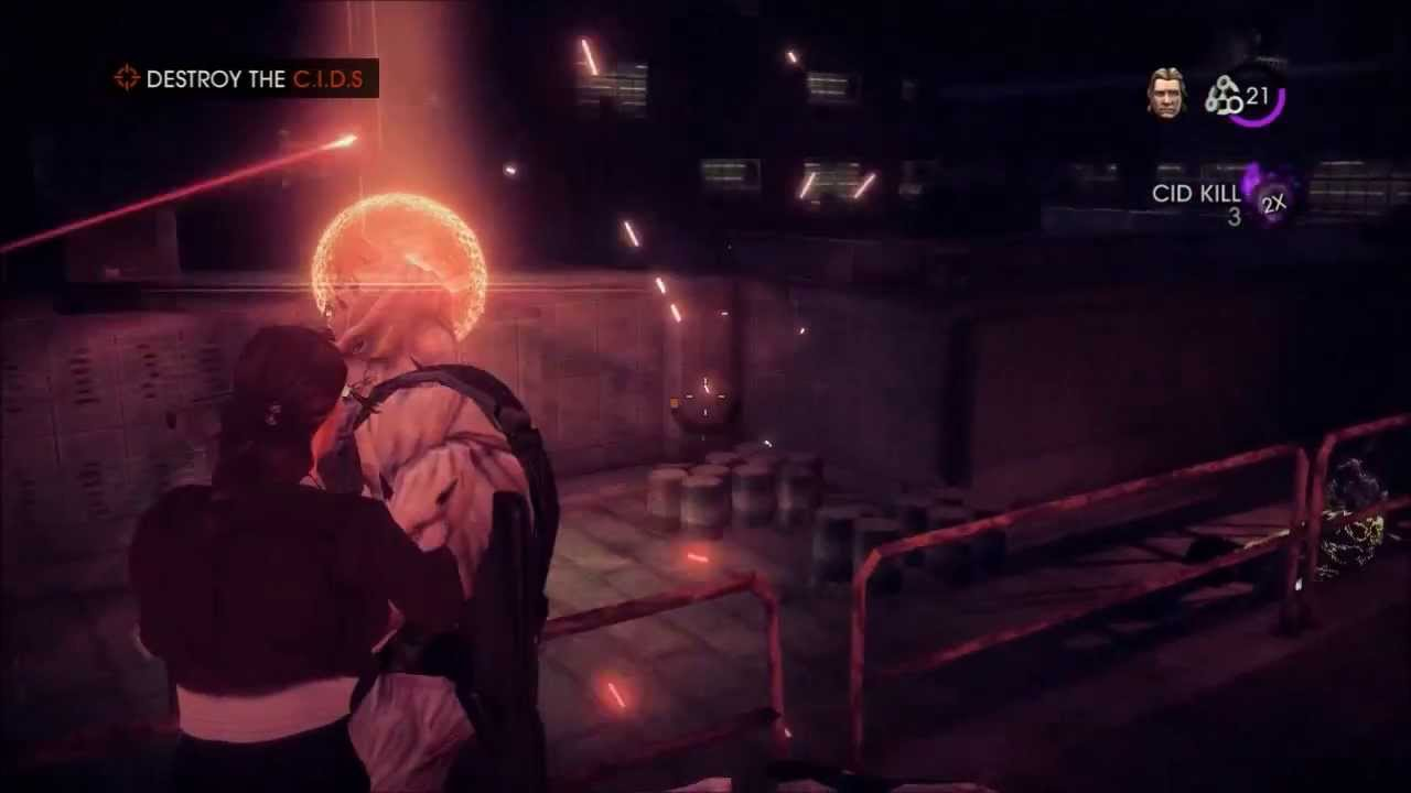 Saints Row IV Re-Elected Above Zin Ship Glitch Gameplay