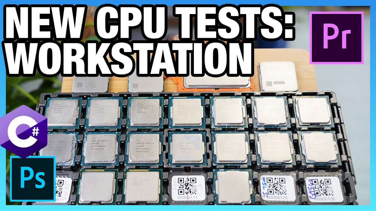 New CPU Bench Methodology - Best CPUs for Programming