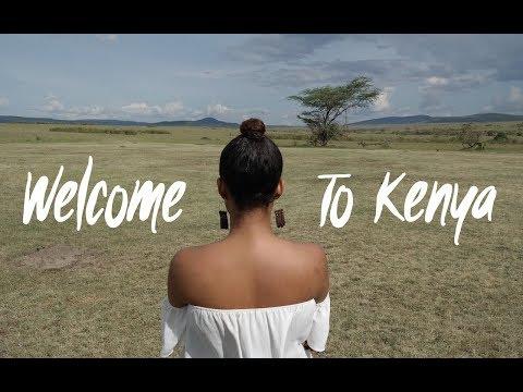 Welcome To Kenya | Travel Vlog
