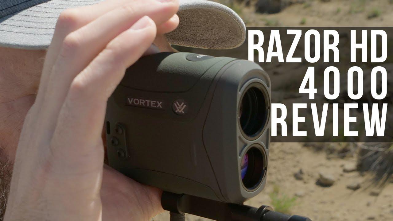 Razor HD 4000 NEW Vortex Rangefinder