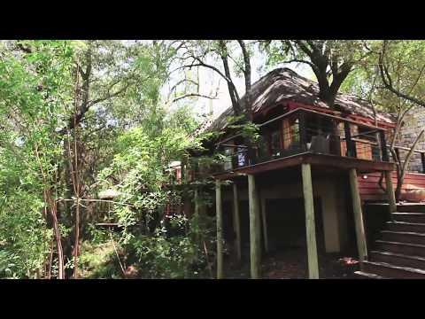 Video over Morukuru Owner's House and River House in Madikwe