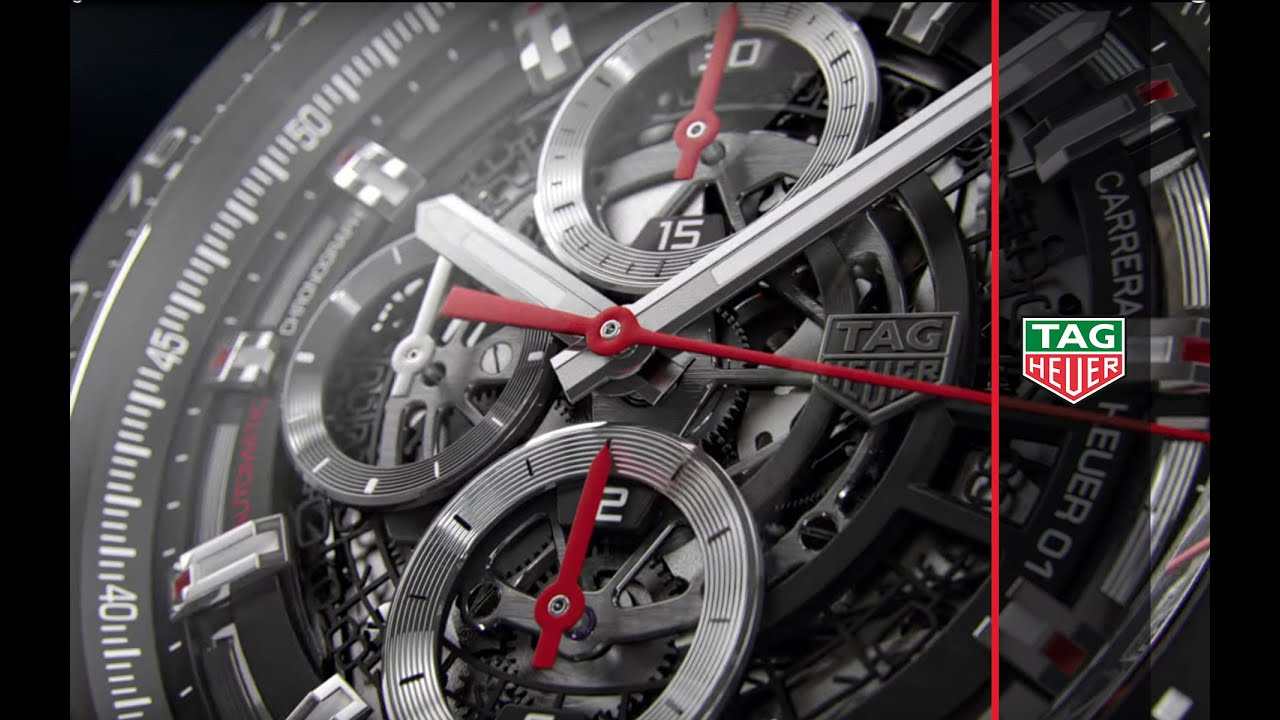 画像: Introducing the TAG Heuer Connected www.youtube.com