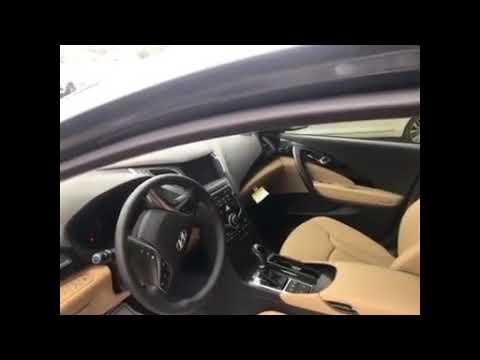 Elegant John Ou0027Neil Johnson Hyundai Walkaround Video Of 2017 Azera Limited