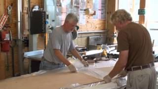 Building a Passagmaker Dinghy part 1