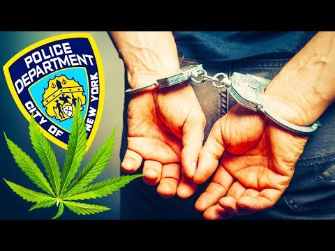 New York Still Arresting People For Weed