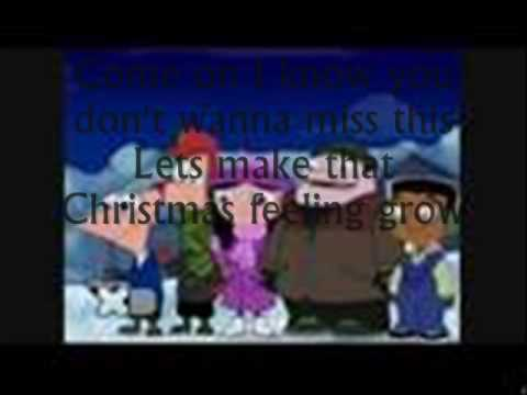 That christmas feeling lyrics