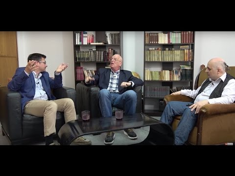 U CENTAR - dr Milan St. Protić i dr Miloš Ković: Ko piše istoriju Srba (Žestoka debata)