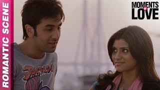 New Girl in the City - Wake Up Sid - Moments of Love - Ranbir Kapoor, Konkona Sen Sharma