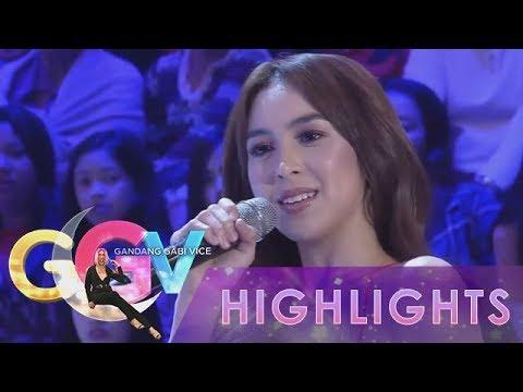 GGV: Julia asks Liza and Enrique, 'Kailan na ang kasal'?