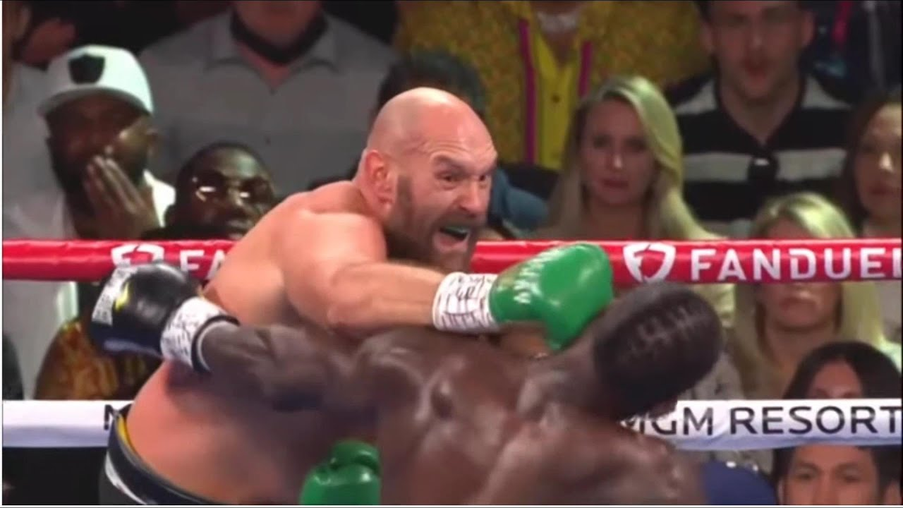 Download Tyson Fury vs Deontay Wilder 3, All Knockdowns, HD Highlights, Wilder Fury Heavyweight Title Fight