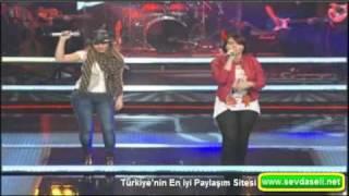 Elif Şimşek ve Gökçe Özgül'ün Düellosu O Ses Türkiye