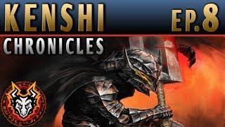 Kenshi Chronicles PC Sandbox RPG - EP8 - THE BERSERKERS