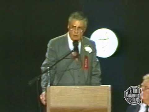 Fred R. Taylor's Basketball Hall of Fame Enshrinement Speech