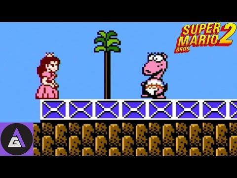 Let's Play the NES Classic - Super Mario Bros 2