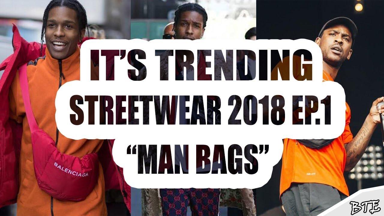 1f79d26a26 It s Trending Men s Street Fashion 2018 EP.1