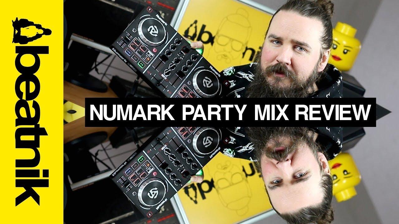 Numark Party Mix Review - Best BEGINNER DJ Controller