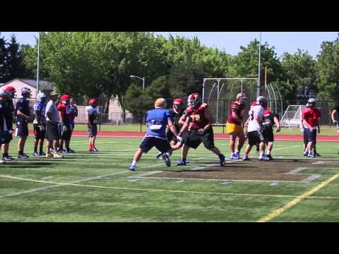 Les Schwab Tires Bowl, North Team